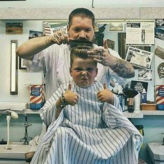 Burt's Barber Shop
