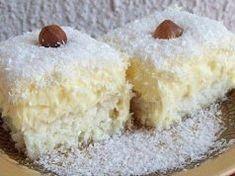 Top týdne: Jednoduché Raffaello kostky s krémem, jsou hotové za chvilku!