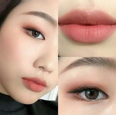Korean Makeup Tutorials If you look at make-up for work less is more. U – Gold Fashion Korean Makeup Tutorials If you look at make-up for work less is more. U Korean Makeup Tutorials If you look at make-up for work less is more. Simple Makeup Looks, Creative Makeup Looks, Fall Makeup Looks, Pretty Makeup, Makeup Looks For Brown Eyes, Simple Eye Makeup, Amazing Makeup, Gorgeous Makeup, Pocahontas Makeup