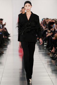 Maison Margiela | Spring/Summer 2015 Couture via Designer John Galliano | Modeled by Issa Lish | Look 19 of 24 | January 12, 2015