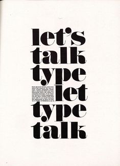 by Herb Lubalin poster design layout typography Bauhaus Typography, Typographic Poster, Typography Letters, Poster Fonts, Tattoo Typography, Typographic Hierarchy, Birthday Typography, Poster Text, Word Poster