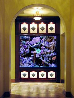 Custom Aquarium Designs by www.aquatic-perfection.com - hall - san diego - Aquatic Perfection