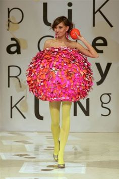 recycled fashion collection ideas 15