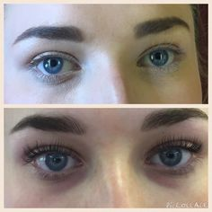 Another great Eyelash lift and colour @salonsystem . Go to www.uktraining-solutions.co.uk for courses