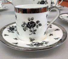 Vintage Minton Teacup, English Teacup Set, Floral Teacup,Minton Tea Cup Numbered Chocolate Cups, China Patterns, Old Antiques, Tea Cup Saucer, Teacups, Tea Time, Tea Party, Coffee Cups, Art Decor