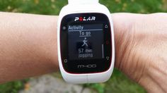 @PolarGlobal M400 GPS watch via @fitcheerldr