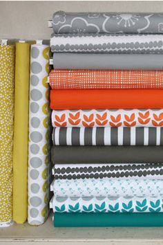 fabrics...love this website! Awesome fabric you can't find at JoAnn's or Hancock!