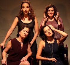 """Agenda Cultural RJ: Moacir Chaves dirige novo experimento teatral, """"Im..."""
