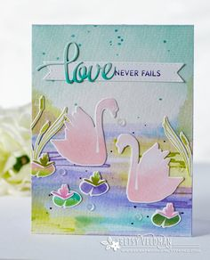 Love-swans