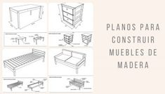 Woodworking Drawings - Get A Lifetime Of Project Ideas and Inspiration! Wood Projects, Woodworking Projects, Spring Tutorial, Outdoor Kitchen Design, Wood Plans, Pet Beds, Solar Panels, Planer, Diy Furniture