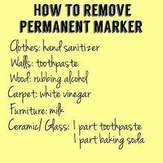 Tiptuesday Remove Permanent Marker Permanent Marker Hush Hush