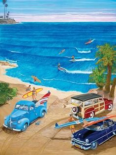 dusk surf- Gary Birdsall