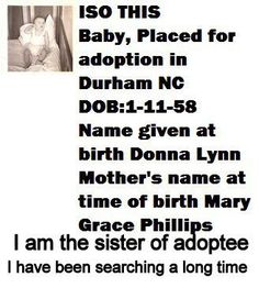 https://www.facebook.com/notes/searching-for-adoptee-donna-lynn-my-sister/searching/341064622660207