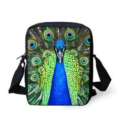 Dinosaur Green Vector Cross Body Shoulder Messenger Laptop Bag