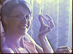 Women smoking pipes on youtube