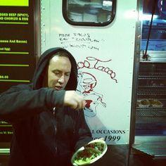 """#kxkw free #kloulaw tacos."" -- via @katelin_cruse"