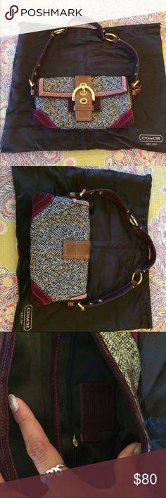 Bags Omg love this bag my fav coach 😍😍😍😍😍😍 Coach Bags Mini Bags