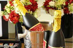 festa do oscar, decoração para festas, party idea oscar, festa a fantasia, chá bar oscar,