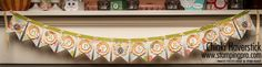 Stampin' Up! Banner  by Chiaki H at Stamps, Ink, Paper: Happy Spring