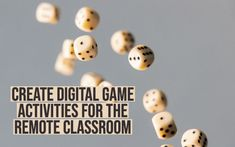 How can you bring interactivity in your remote teaching lessons? The most challenging aspect of distance education is probably engaging your students. In this post, I'll show how to create digital ... Teacher Logo, Escape The Classroom, Formative And Summative Assessment, Bingo Sheets, Educational Board Games, Digital Board, Fun Classroom Activities, Classic Board Games, Matching Games