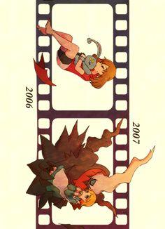 Pokemon. I LOVE pokemon movies!