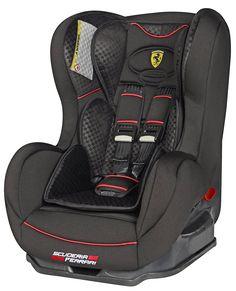 Cosmo Ferrari Black 0 à 25 kg