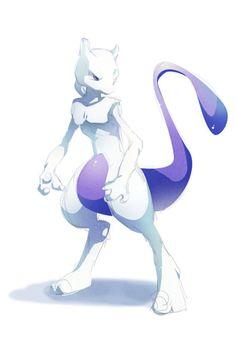 Pokemon - Mewtwo
