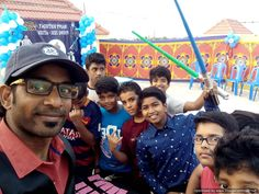 Hosted a Birthday Party (Home Party) at Velachery_04th February 2016 http://emceethamizh.com/hosted-a-birthday-party-home-party-at-velachery_04th-february-2016/