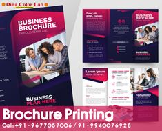Brochure Printing, Printing Companies, Brochure Design, Lorem Ipsum, Free Design, Ads, Free Shipping, How To Plan, Prints