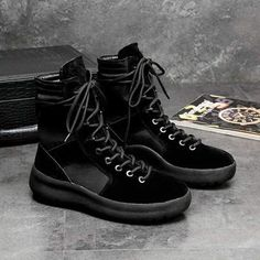fcf20525cf2 Patchwork Military Boots. BKI BEN Collection. Mens Yeezy