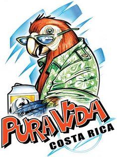 Costa Rica es pura vida ;)