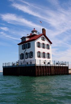 Lorain Harbor Lighthouse, Lorain, Ohio