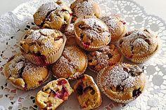 Saftige Pflaumen - Muffins, ein raffiniertes Rezept aus der Kategorie Kuchen. Bewertungen: 96. Durchschnitt: Ø 4,4.