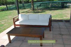 Mesa Ratona para Jardin