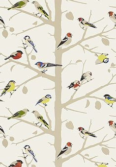 Schumacher wallpaper-i love this wallpaper