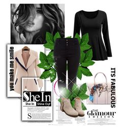 """""""SheIn VI/3"""" by nadatrixi ❤ liked on Polyvore featuring Sheinside"""