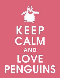 """♡ 101 years of penguin love ♡"" a true penguin lover once said this and I'm here to say.. 2nd dat any day any time"