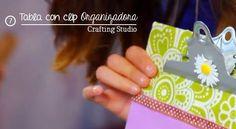Tabla de clip Organizadora // Episodio 7: Crafting Studio