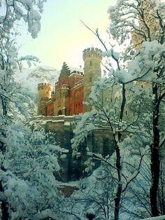 9. Neuschwanstein Castle, Schwangau, Germany