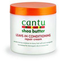 Cantu Shea Butter Leave in Conditioning Repair Cream 453 g