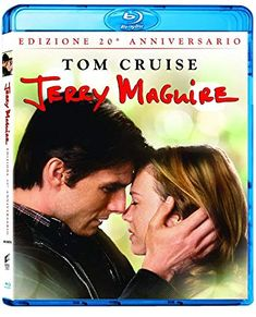 Jerry Maguire Anniversary Edition Blu-ray Tom Cruise gives his best performance to date as a sports agent who suddenly discovers his scruples — and promptly loses his job. But with the help of one loyal colleague and one outrageous client Blu Ray Movies, Hd Movies, Movies And Tv Shows, Movie Tv, Tom Cruise, Jay Mohr, Bonnie Hunt, Jerry Maguire, Capas Dvd