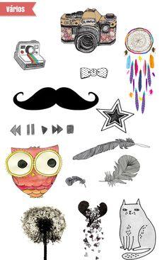 desenho-tatuagem-diversos
