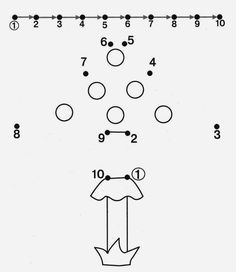 Free dot to dot worksheets for kids. Part 2