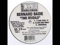 Bernard Badie - I Can Feel It (Club Use Only)