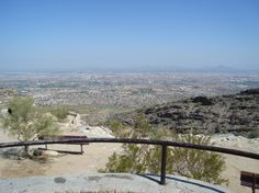 Lookout Point, South Mountain, Phoenix, AZ   I've Been Here On Several Occasions - Wonderful Views