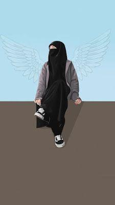 خلفيات بنات محجبات صور محجبات بنات محجبات كرتون خلفيات للهاتف خلفيات للايفون خلفيات للاندرويد خلفيات بنات Hijab Cartoon Islamic Cartoon Girls Cartoon Art