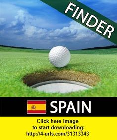 Golf Finder Spain, iphone, ipad, ipod touch, itouch, itunes, appstore, torrent, downloads, rapidshare, megaupload, fileserve