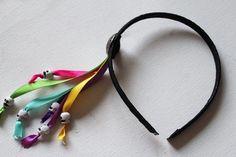 DIY Hair Accessories : DIY Ribbon Headband