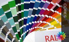O sistema de Cores RAL, é um dos catálogos de cores universais mais utilizados em todo o mundo, entre as várias indústrias que utilizam este catálogo encontra-se a das tintas decorativas. Cores RAL O