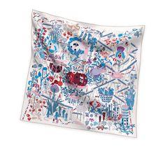 hermes scarves 2014 - Google Search